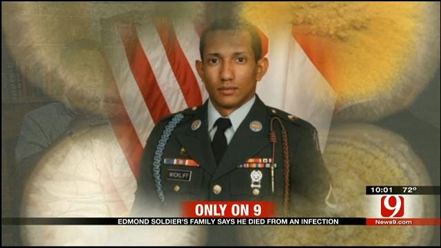 Fungal Infection To Blame For Death Of Edmond Soldier