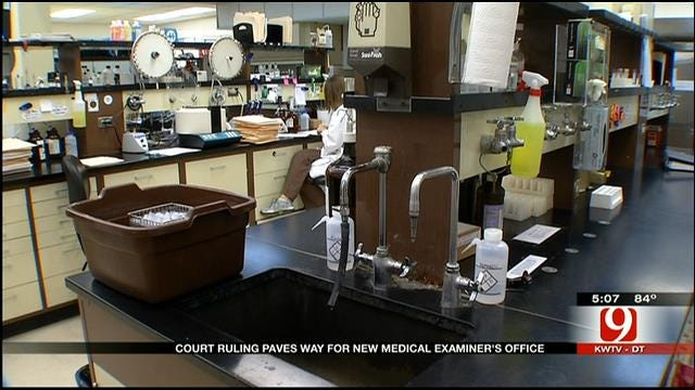 OK Supreme Court Clears Way For New Building For Medical Examiner