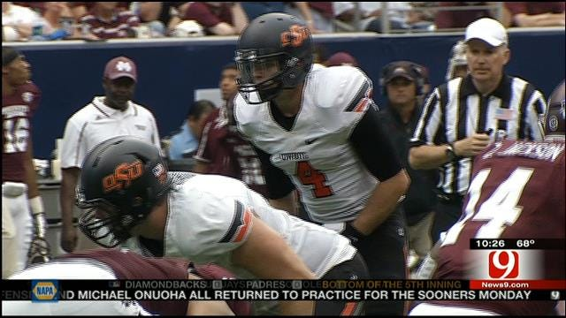 Walsh Gives Pokes An Added Edge At West Virginia