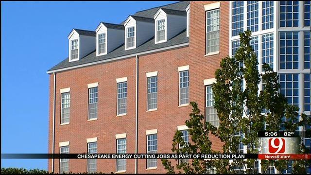 Staff Reductions At Chesapeake Energy