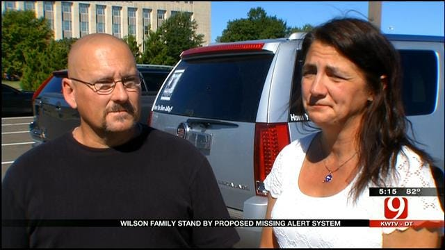 JaRay Wilson's Parents Support Need For Better Alert System