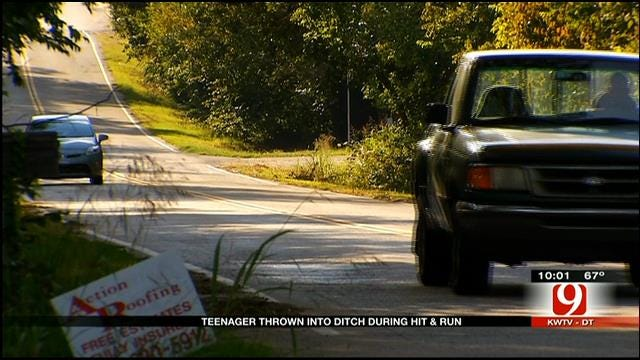 Neighbors Call Out OKC Police, City For Dangerous Road Following Hit-And-Run