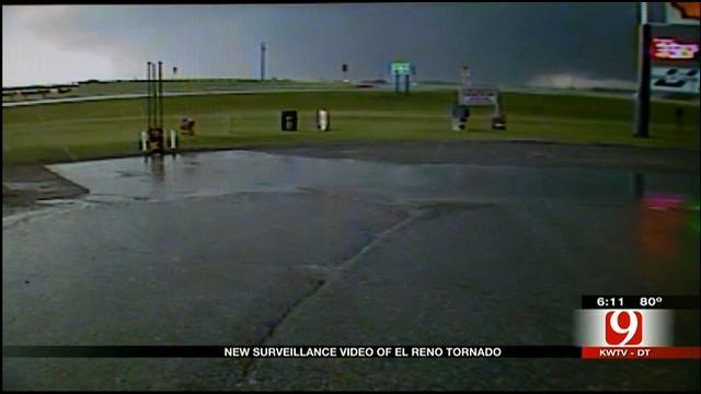 New Surveillance Video Released Of El Reno Tornado