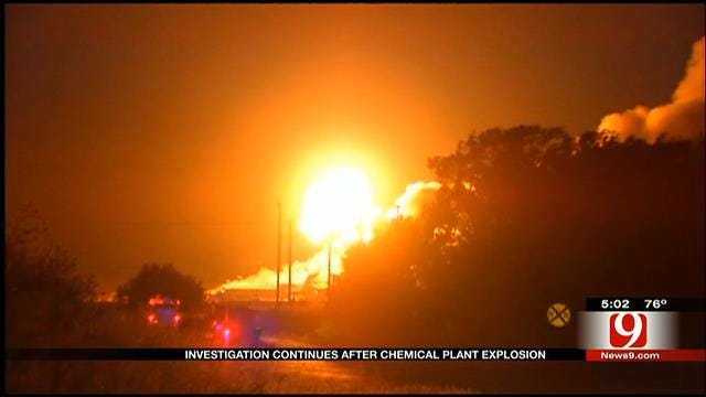 Thomas Residents Face Uncertain Future After Plant Explosion