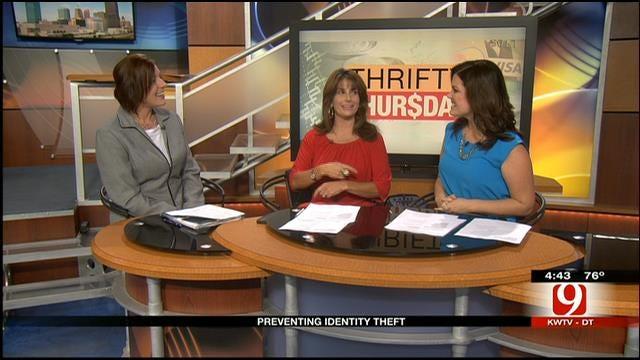 Thrifty Thursday: Preventing Identity Theft