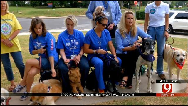 Medical Minute: Special Volunteers Helping At Valir Health