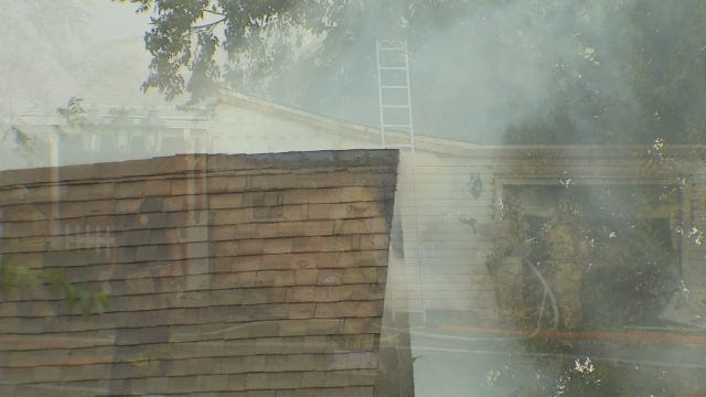 Multiple Crews Called To Battle House Fire In Del City