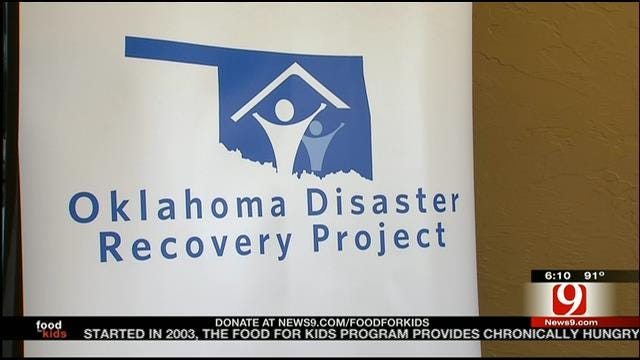 Moore Office Of OK Disaster Recovery Project Opens
