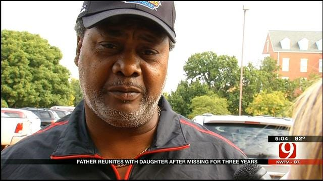 Father Speaks Out After Reuniting With Abducted Daughter In OKC