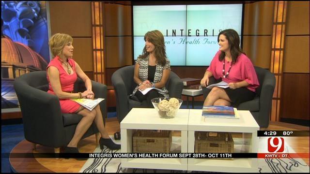 Dr. Bauman Talks About INTEGRIS' Women's Health Forum
