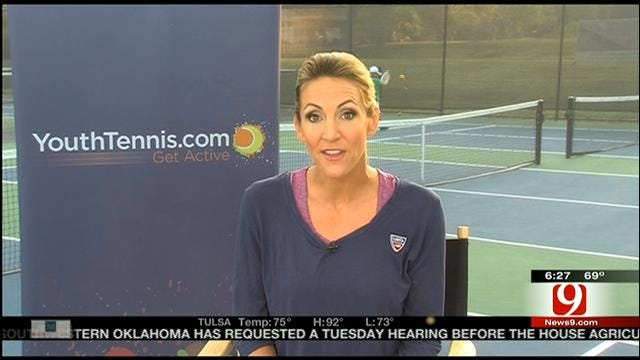 Summer Sanders Encourages Parents, Kids To Exercise Together