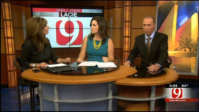 Welcome Lacie Lowry To News 9 At Four