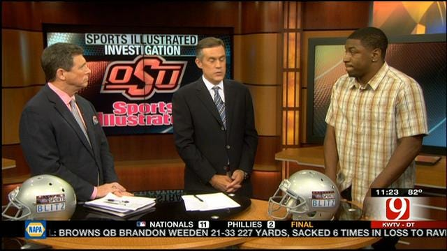 Dean And John Talk OSU Allegations With Jamal Mosley
