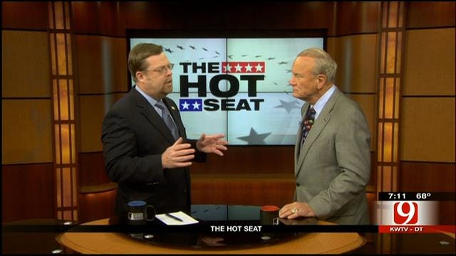 The Hot Seat: Barry Switzer
