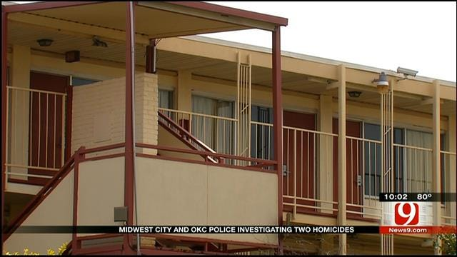 No Suspects In MWC, OKC Fatal Shootings