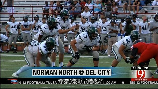 Norman North Vs. Del City
