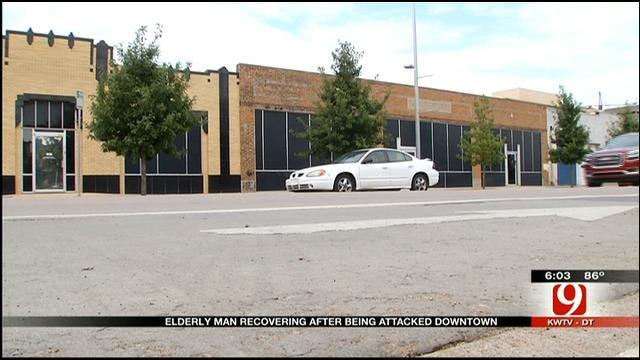Arkansas Man Stabbed In Downtown OKC