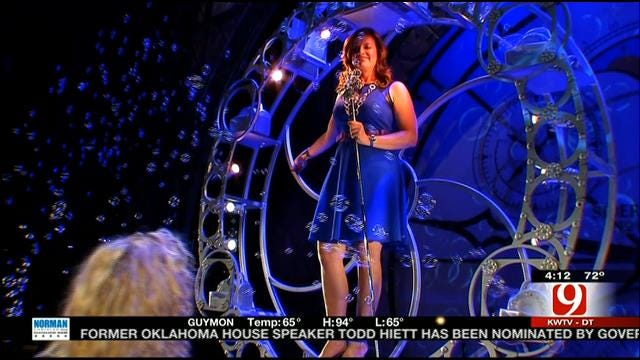 News 9 Gets 'Wicked' At Civic Center Music Hall