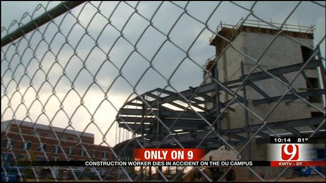 Witness Raises Concern Over OU Construction Worker Death