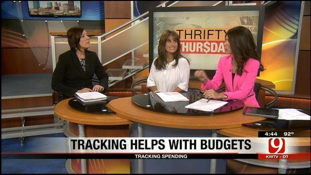 Thrifty Thursday: Tracking Spending