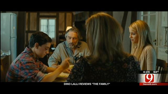 Dino's Movie Review: 'The Family' Has Familiar Theme But With A Twist