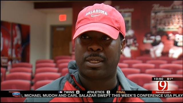 Jay Boulware Thrilled To Be On OU's Staff
