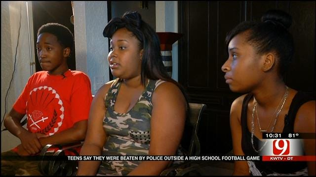 3 Putnam City Students Say They Were Beaten By Campus Police