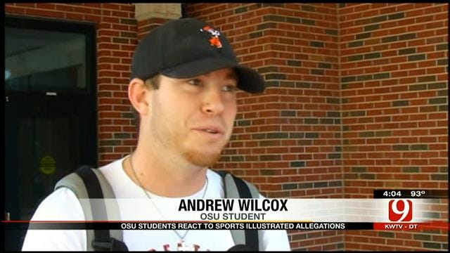 OSU Students Weigh In On SI Investigation