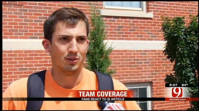 OSU Students, Fans React To Scathing Sports Illustrated Story