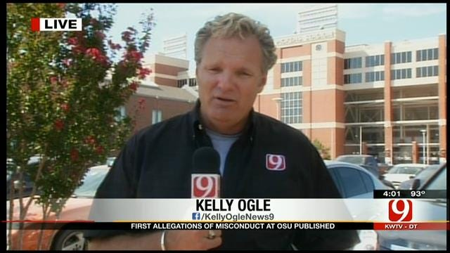 Kelly Ogle Details The First Allegations Made Against OSU In SI