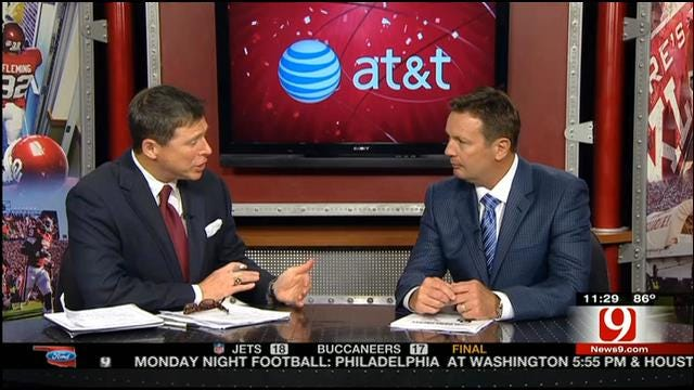 Sooner Report Card Plus Dean's Conversation With Bob Stoops