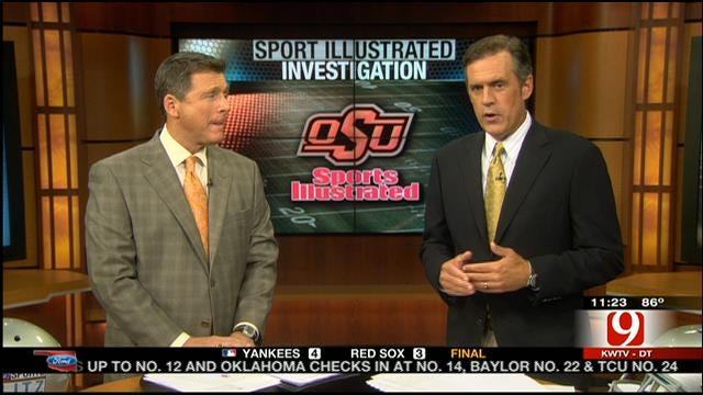 SI To Publish Negative Reports About OSU