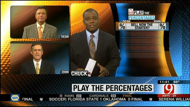 Play The Percentages: September 8