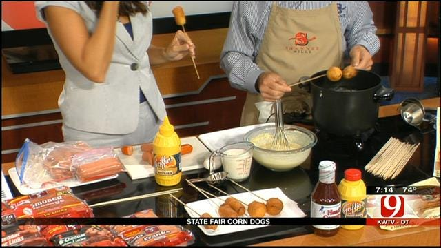 'Made In Oklahoma' Offers Healthy Back To School Recipes