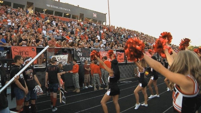 Extended Highlights From Mustang-Yukon