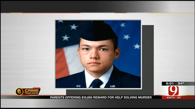 Family Of Murdered Airman Offer Reward For Information