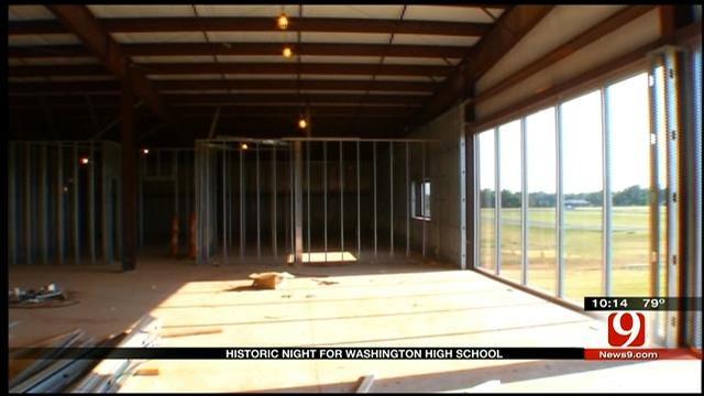 Fundraiser Nets Washington High School New Practice Facility