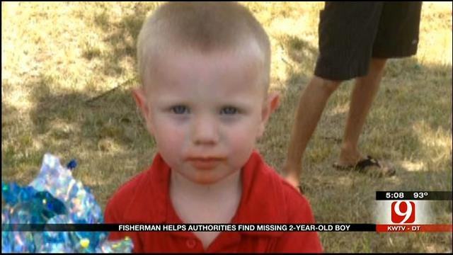 Fisherman Recalls Finding Child From Tulsa Amber Alert