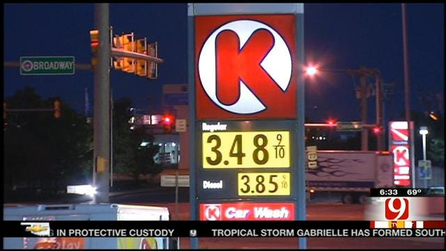 Syria Conflict Could Affect Gas Prices In Oklahoma