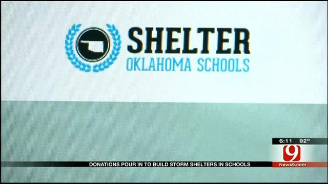 OK Farming & Ranching Foundation Doantes $100K Toward School Shelters