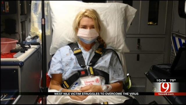 OKC Woman Diagnosed With West Nile Speaks Out