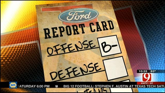 Cowboys Defense Shines, Plus OSU Game Report Card