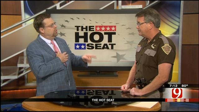 Hot Seat: Terry Pettingill