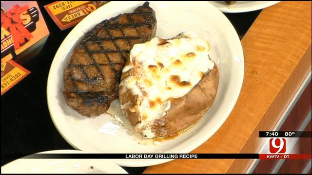 Texas Roadhouse Offers Grilling Tips For Labor Day
