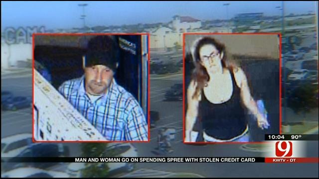 Surveillance Video Released Of Suspects In Inhofe Campaign Credit Card Theft