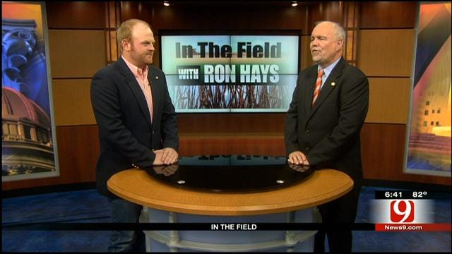 In The Field: Heath Sanders, Great Plains Canola Association