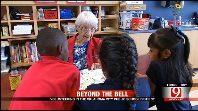 Beyond The Bell: Volunteering In OKC Public Schools