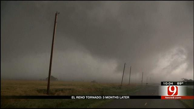 El Reno On The Road To Recovery After May Tornado