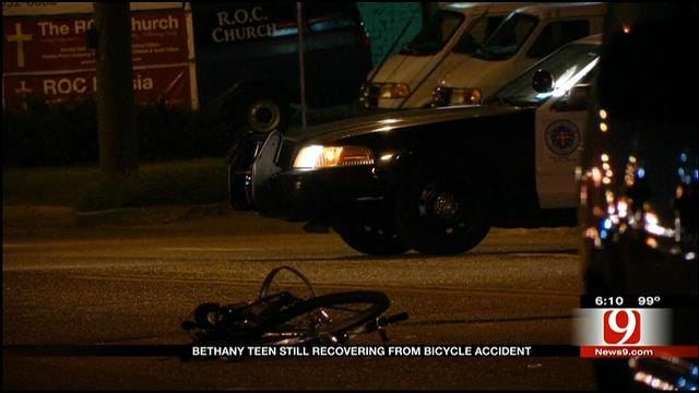 Problems Mount For Bethany Family As Teen Recovers After Being Hit By Car