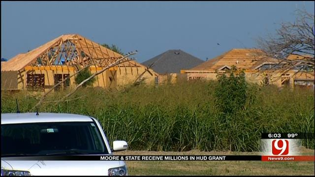 $37M In HUD Disaster Aid On Its Way To Moore